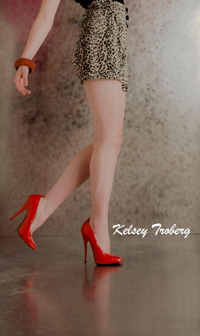 The Red Shoes by KelseyTroberg