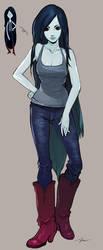 Marceline by jaychen27