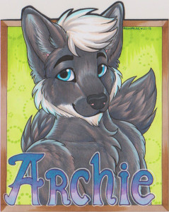 Archie-The-Wolf's Profile Picture