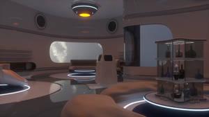 WIP: Future Room by kobaltkween
