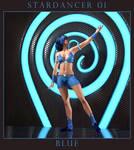 Stardancer 01: Blue