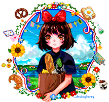 Kiki's Delivery Service by Kia-chaaan