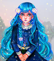 Bluebell by Kia-chaaan