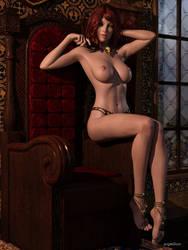Empty Throne by Pigmillion