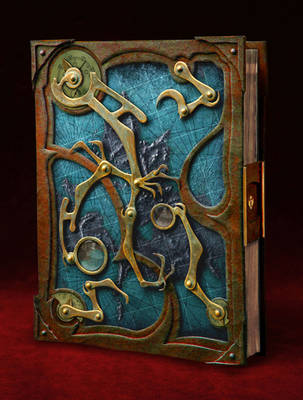Steampunk -ish book by TimBakerFX
