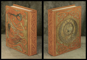 Astrolabe Book by TimBakerFX