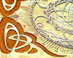 Closeup of Astrolabe Book2