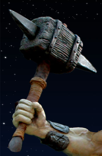 Big Hammer by TimBakerFX