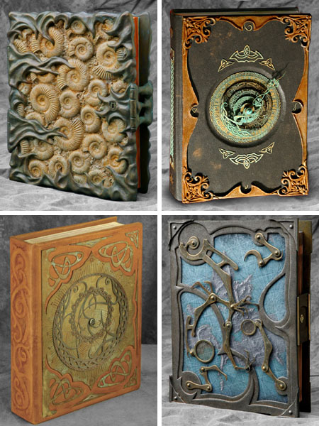Four of Six Book Set by TimBakerFX