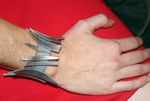 Number six bracelet