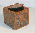 Carved Circus Box