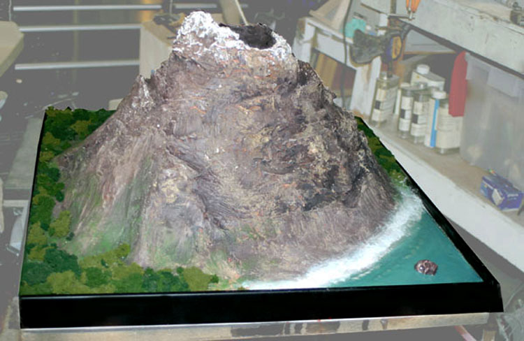 The Ubiquitous School Volcano Project   It is, Science fair and ...