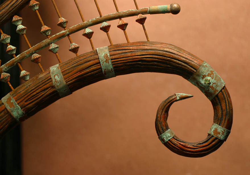 Abacus Harp by TimBakerFX