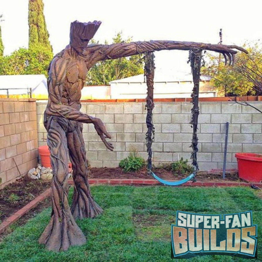 Groot Swing by TimBakerFX