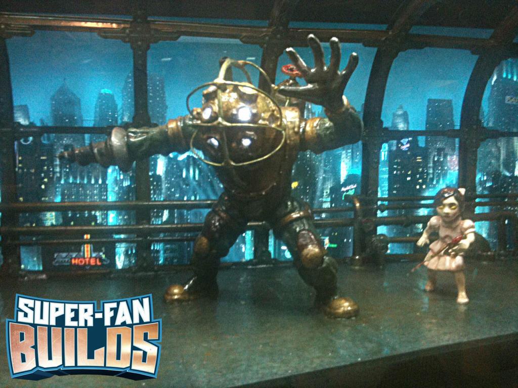 BioShock Fish Tank by TimBakerFX