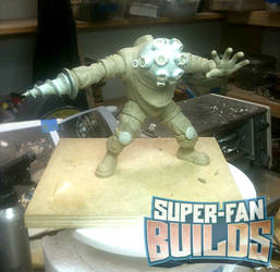 Big Daddy Sculpt by TimBakerFX