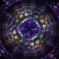 Planetary Mandala by hallv5