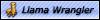 Llama Wrangler lil Badge by hallv5