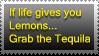 Life Lemons Stamp by hallv5