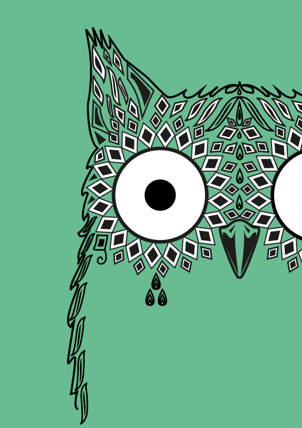 Owl t shirt design by ms vanilla on deviantart T shirt with owl design