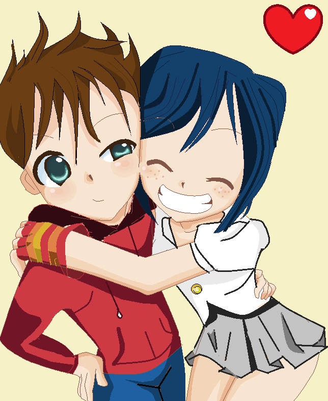 Norman And Coraline Kiss: Norrman And Coraline Cute By CoralineXnorman On DeviantArt