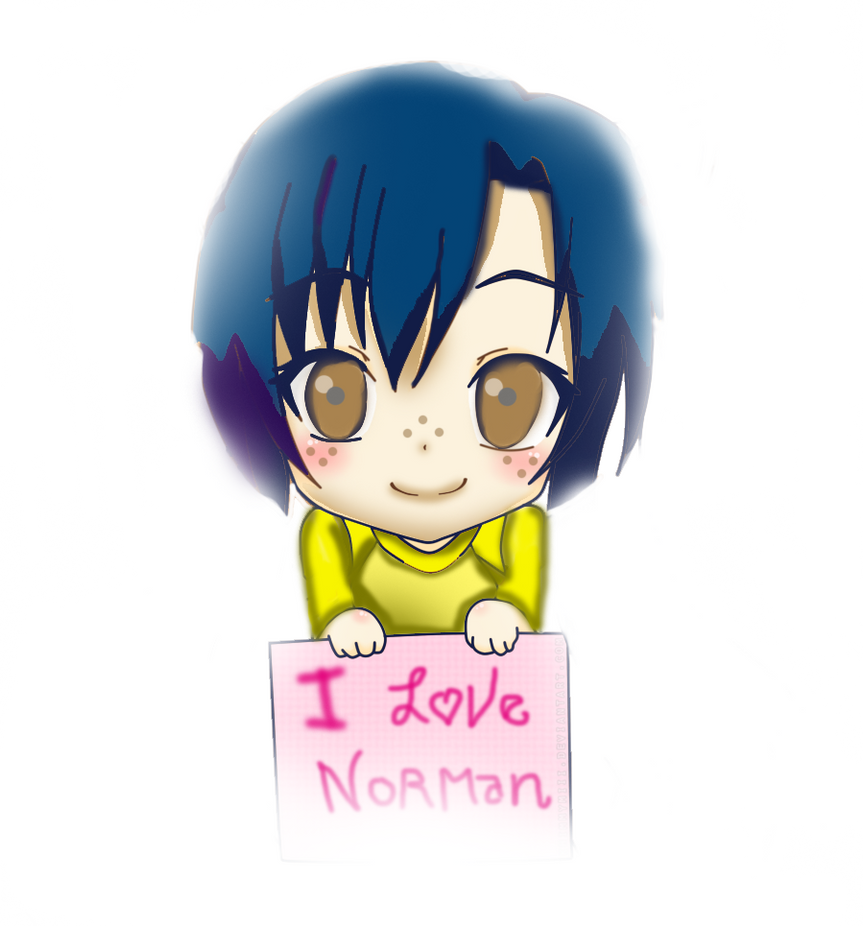 Norman And Coraline Kiss: Coraline Love's Norman By CoralineXnorman On DeviantArt
