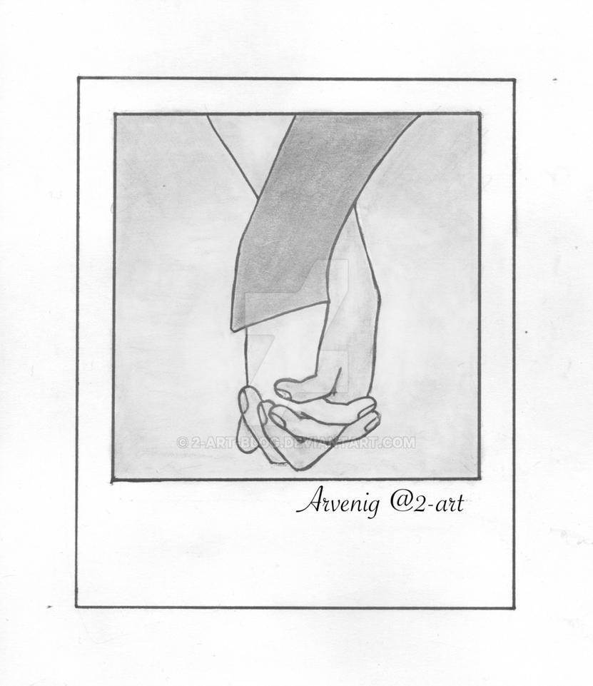 Hands n.1 by 2-art-blog