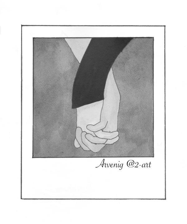 Hands n.2 by 2-art-blog