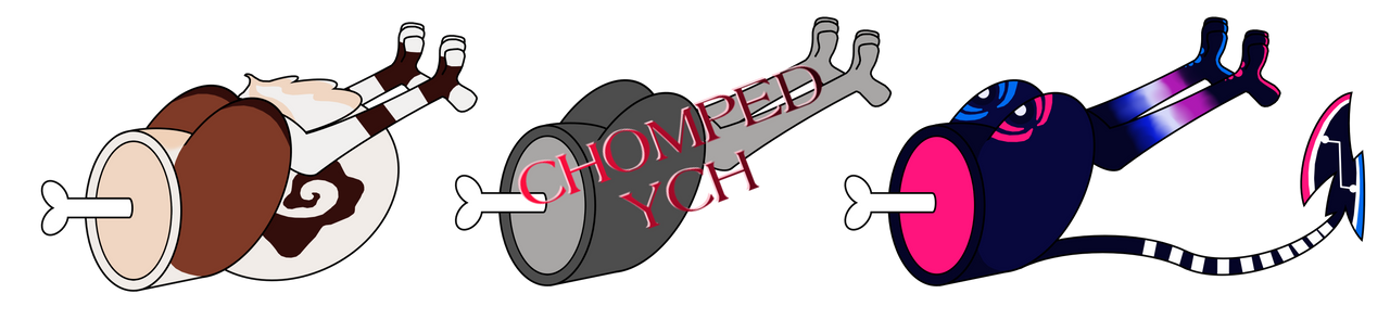 Chomped YCH [Impim Only]