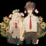 Tenka and Tamaki [commission]