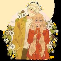 natsume and ryuji [commission]
