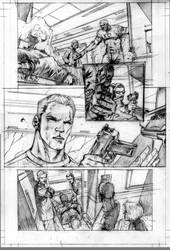 'Joe' page from iss. 03 by saltares