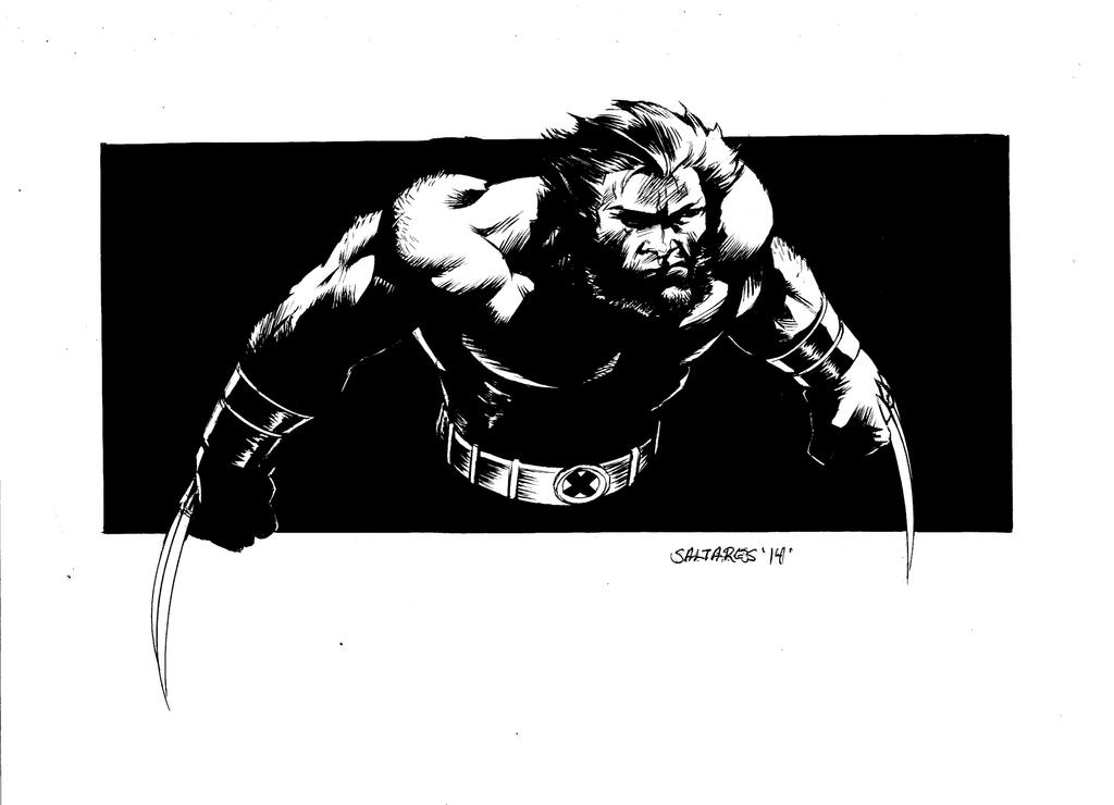 Wolvie WIP Done by saltares