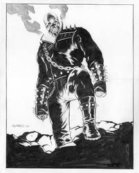 Another Ghost Rider Commission