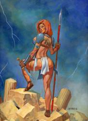 Nikki Warrior