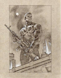 Punisher for a friend