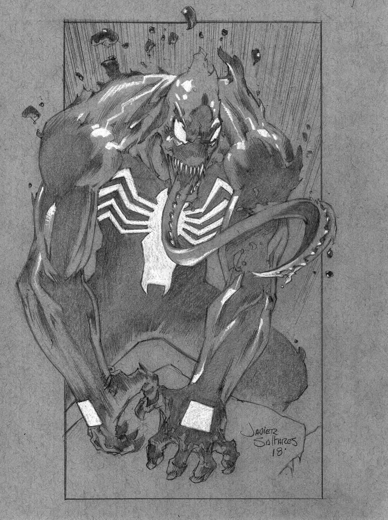 Venom 001 by saltares