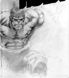 Hulk wip