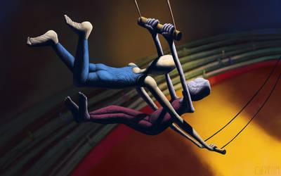 Acrobatics by Chevrium
