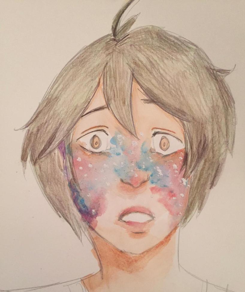 Galaxy Yamaguchi by ViolentFrench