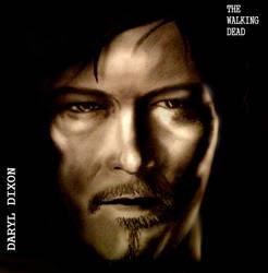 Daryl Dixon by caseybarlow