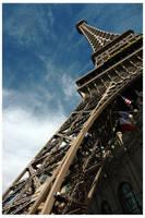 Eiffel Tower, Las Vegas 2 ver2 by DiabloAdvocati