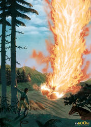 Tales of Travelling - Wasilisa and the Firebird