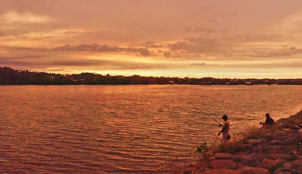 Sunset kota Lhokseumawe