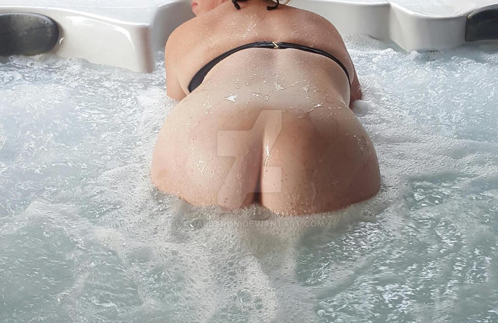 OBX Beach House Hot Tub 2 by coalbaron