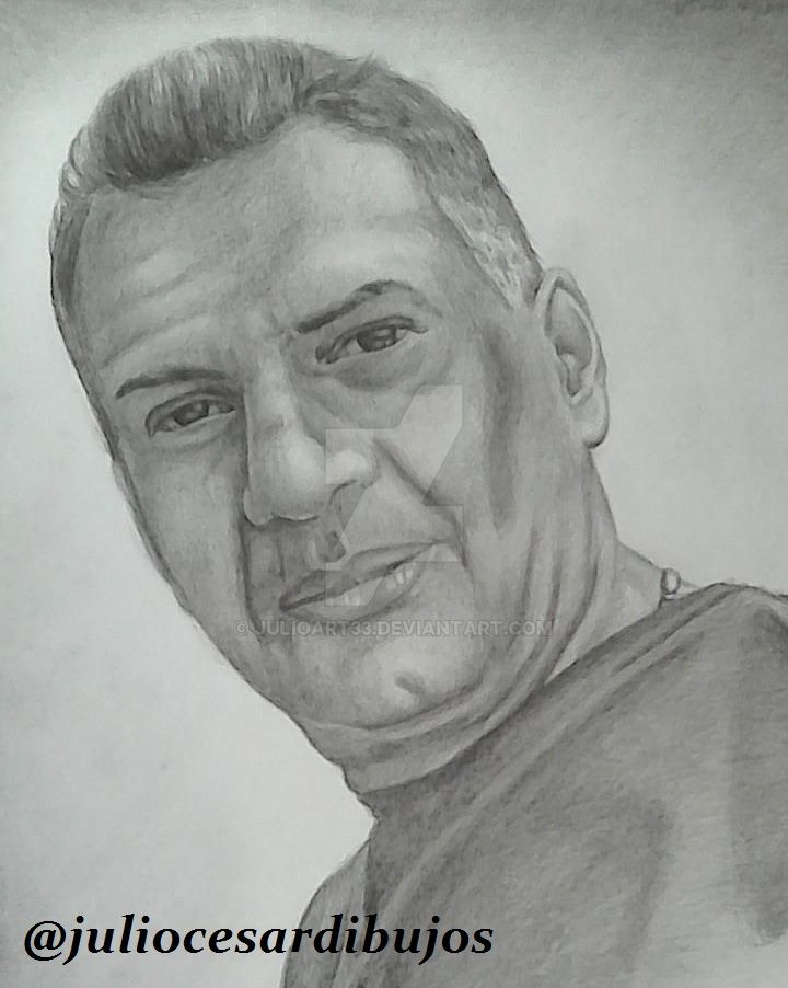retrato a lapiz.... by JulioArt33