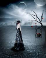 gothic girl by hugara