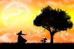 magic by hugara