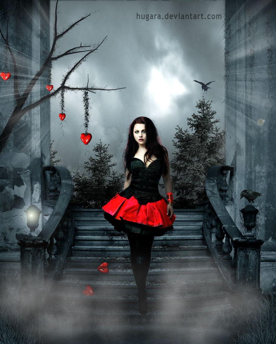 Dark Angel 2012 by hugara