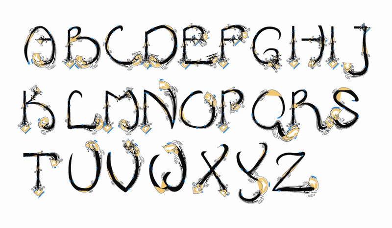 Decorative Font Styles Decoration For Home